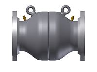 Model 2547 - Flanged Mesurflo® Automatic Balancing Valve (6 in., 8 in., 10 in. & 12 in.)