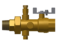 Venturi Type Manual Balancing Valve (1/2 in., 3/4 in., 1 in., 1-1/4 in., 1-1/2 in. & 2 in.)