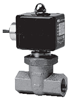 Series 2192 Electro-Steam - Piston/Pilot Type Solenoid Valve