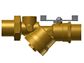Model 2524 Mesurflo® Y-Ball Automatic Balancing Valve (3/4 in., 1 in., 1-1/4 in. & 1-1/2 in.)